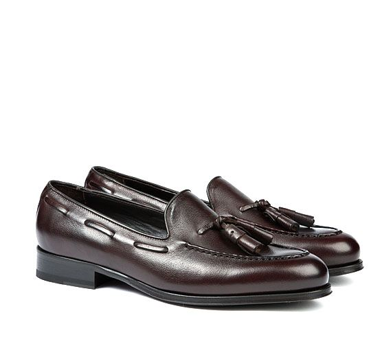 d8724f8332a7b I have got to get these SUITSUPPLY Brown Tassel Loafers. | clothes ...