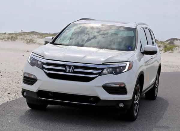 2018 Honda Pilot Release Date >> Pin By Handi Tech On List Best Car 2016 Honda Pilot Reviews Honda