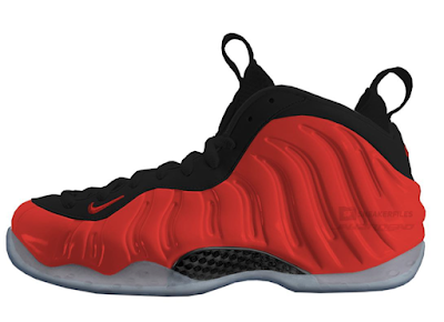 """info for 3a76d 2cecc EffortlesslyFly.com - Kicks x Clothes x Photos x FLY SH T!  Nike Air  Foamposite One """"Habanero Red"""""""