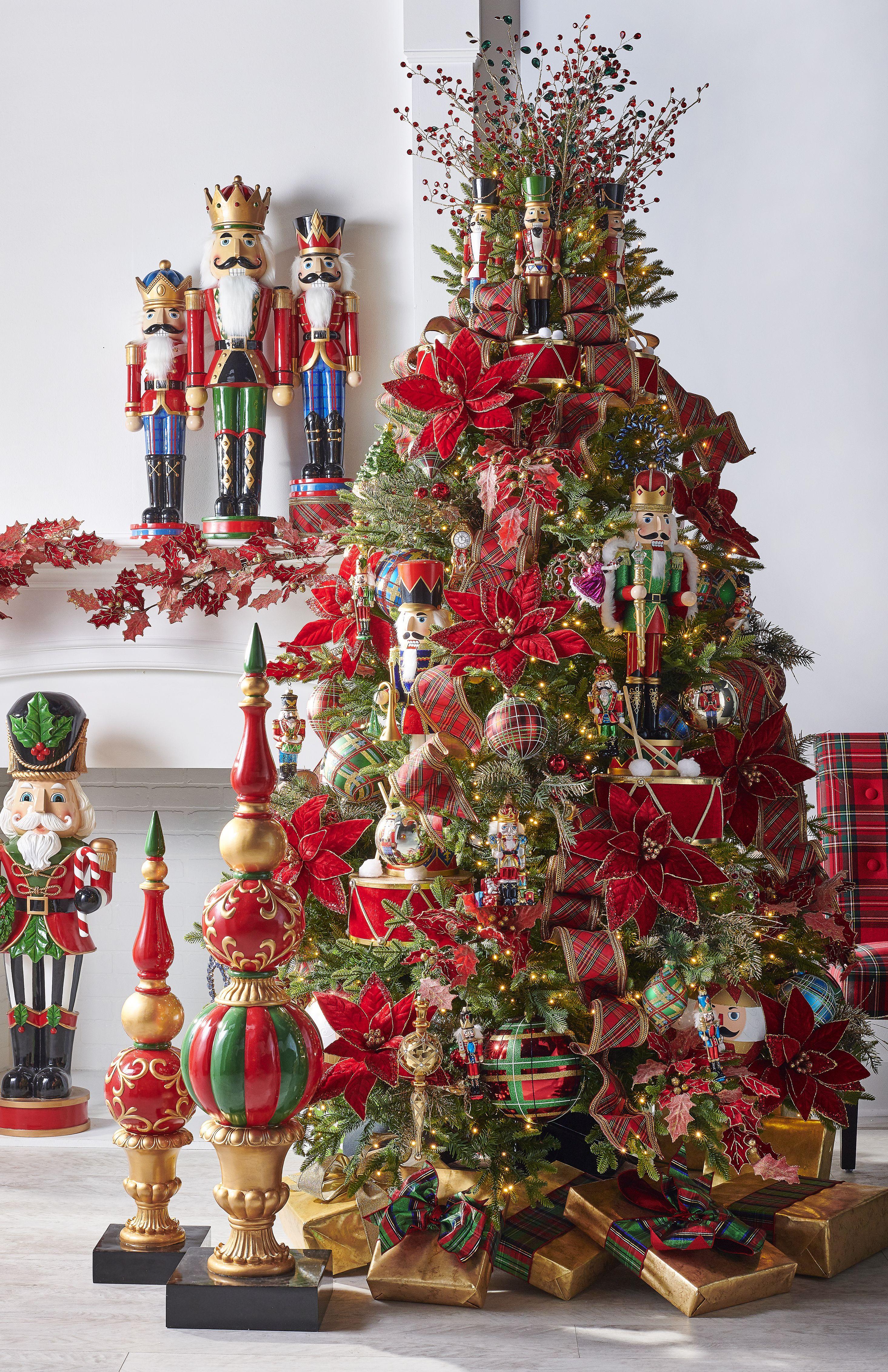 Nutcracker Traditions In 2020 Nutcracker Christmas Tree Nutcracker Christmas Decorations Christmas Tree Themes