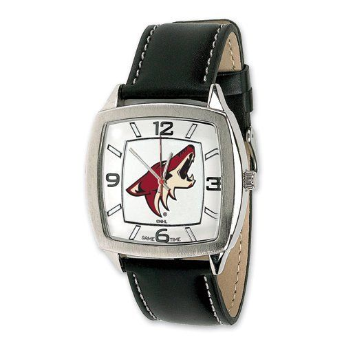 Mens NHL Phoenix Coyotes Retro Watch Jewelry Adviser Nhl Watches. $21.94. Save 60%!