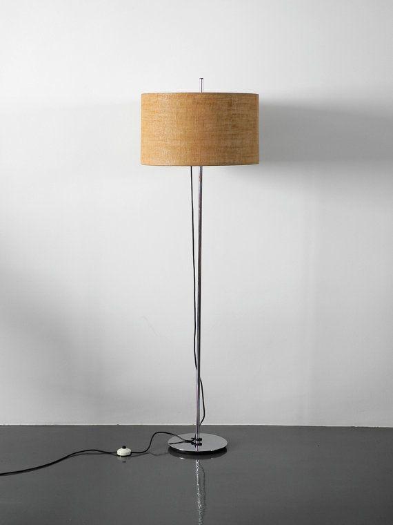 Original 60er Staff Stehlampe Zeitloses Design on Etsy