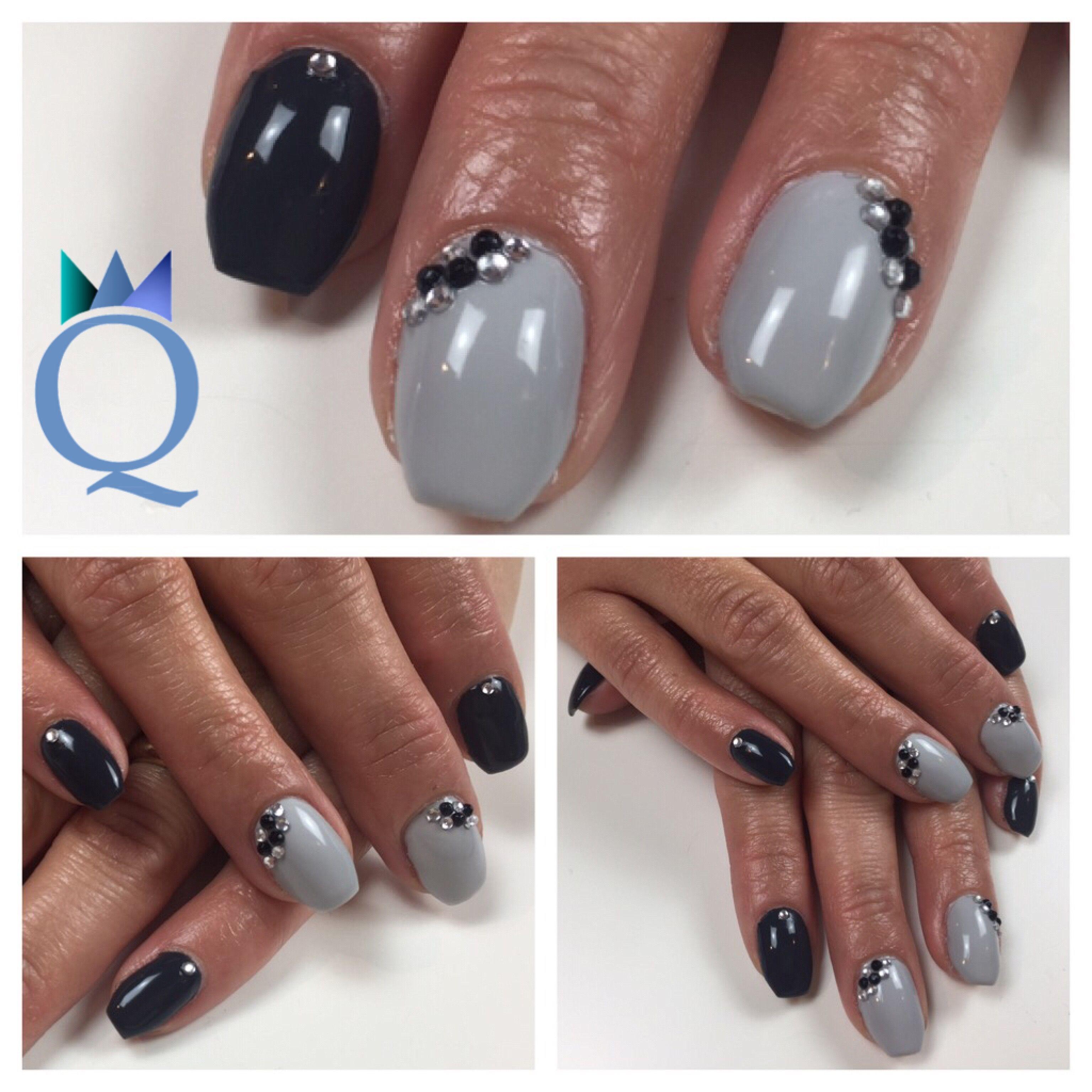 shortnails #acrylicnails #nails #coffinnails #ballerinashape ...