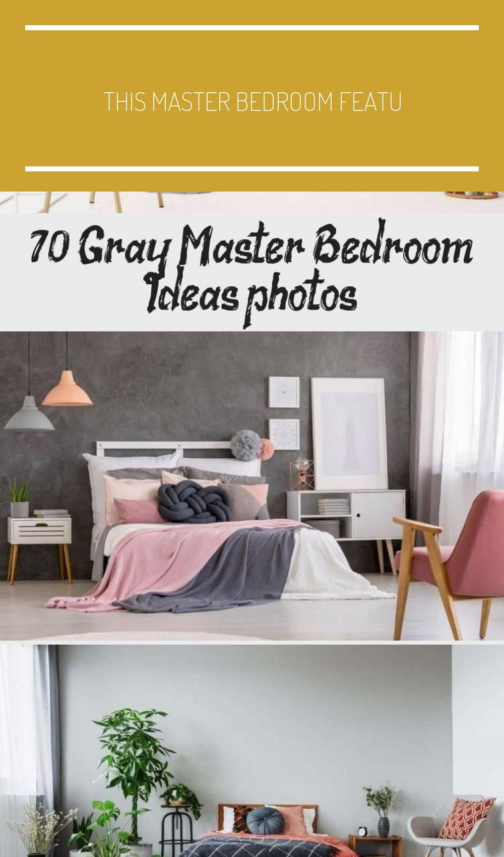 This master bedroom features light gray walls and carpet flooring topped by a rug. #Berbercarpet #carpetTypes #carpetMaterial #Redcarpet #Shawcarpet #master bedroom rug #Berber carpet bedroom grey #gray Berber carpet bedroom #gray Berber carpet bedroom