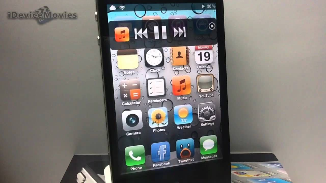 """Awesome Music Controller """"Best Cydia Apps"""" """"Best"""