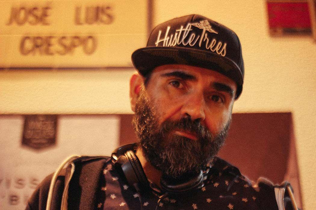 Rui Miguel Abreu e o álbum colaborativo com Rocky Marsiano, com quem vai actuar no festival Mexefest.