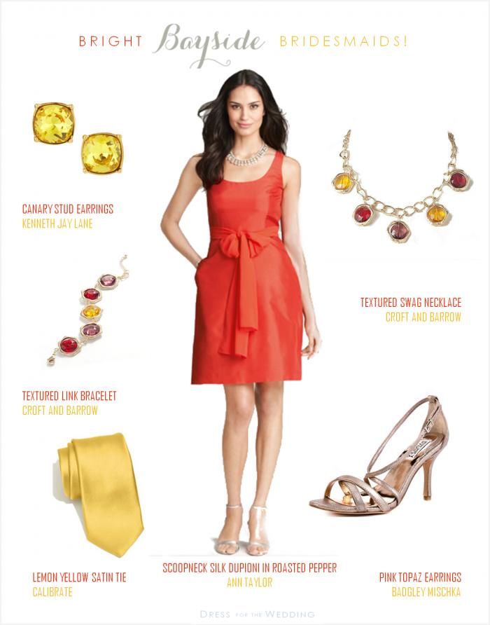 Orange and Yellow | S T Y L E | Weddings | Pinterest