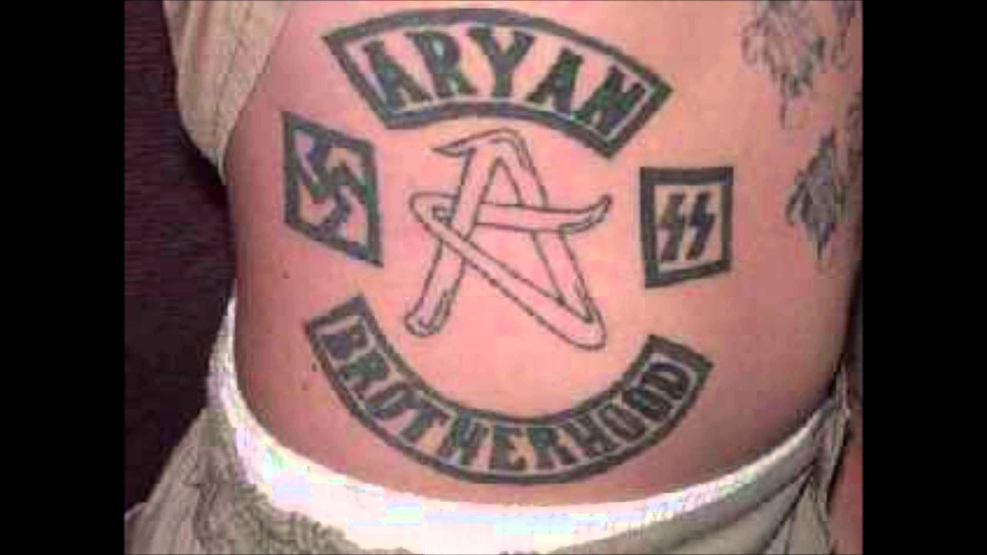 Prison gang tattoos part 2 evil tattoo flash pinterest prison gang tattoos part 2 biocorpaavc