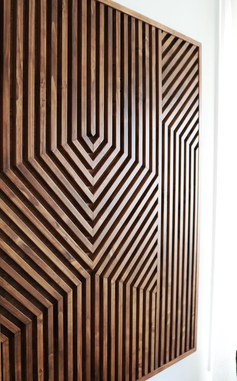 Art Geometric Modern Rustic Wall Wood Wood Art Diy Wood Art Easy Wood Art Ideas Wood Art Painted Wood Art In 2020 Geometric Wall Art Wood Art Wood Wall Art