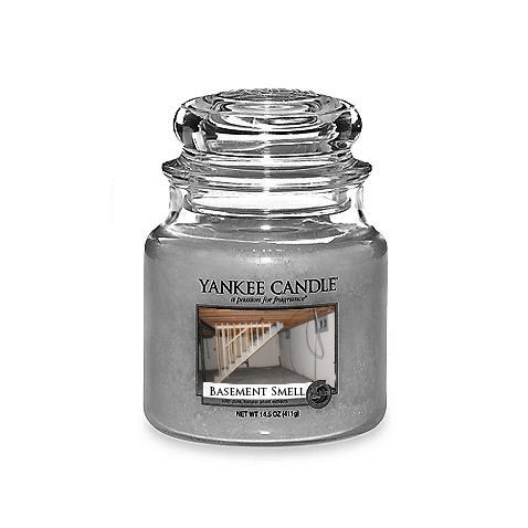 Yankee Candle Basement Smell Oh Gawd, Musty Basement Candle