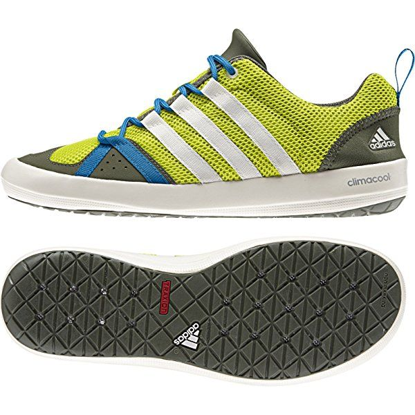 adidas Outdoor Men's Climacool Boat Lace Water Shoe, Colonel