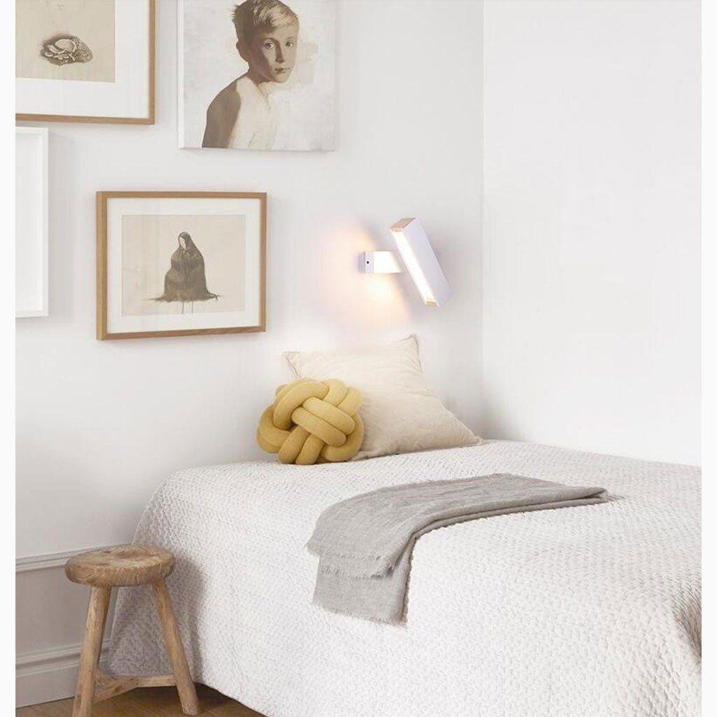WYQLZ Chambre Chevet Applique Simple Moderne Creative Mode Allée ...