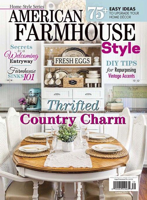American Farmhouse Style WinterSpring 2017 PDF magazines