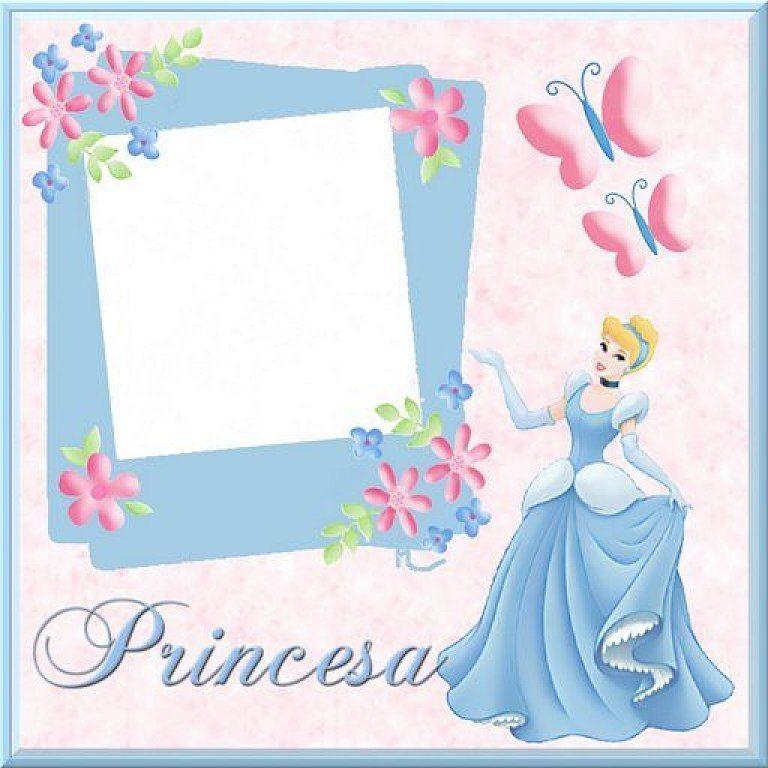 Cinderella Frame | Cinderella and Her Prince | Pinterest | Scrap