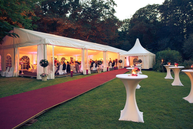Zelthochzeit Romantisches Abendfeeling Hochzeit Bauern Hochzeit Bauernhochzeit