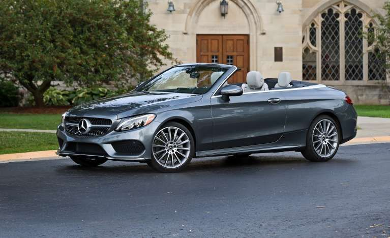 2017 Mercedes Benz C300 Convertible Best Of C Cl Cabriolet Pictures Information Specs