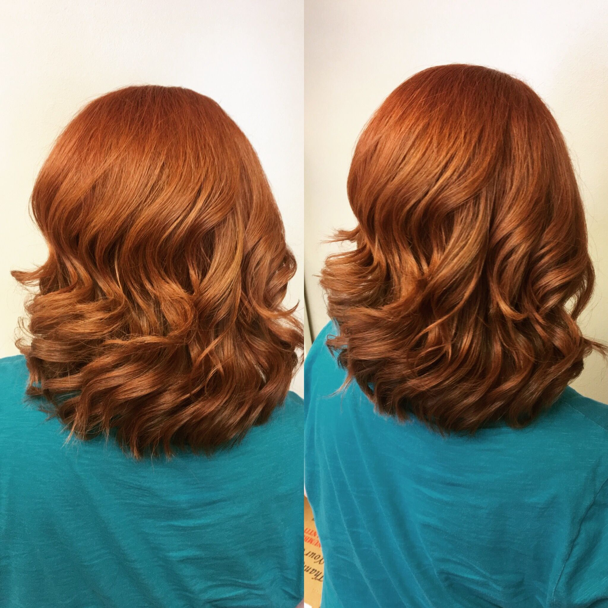 Lob waves candidascanvas planohairstylist friscohairstylist