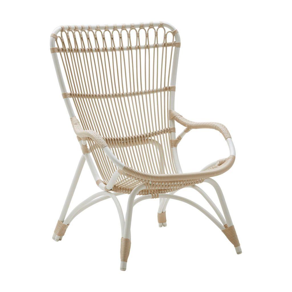 Chair rattan lounge chair lounge chair outdoor
