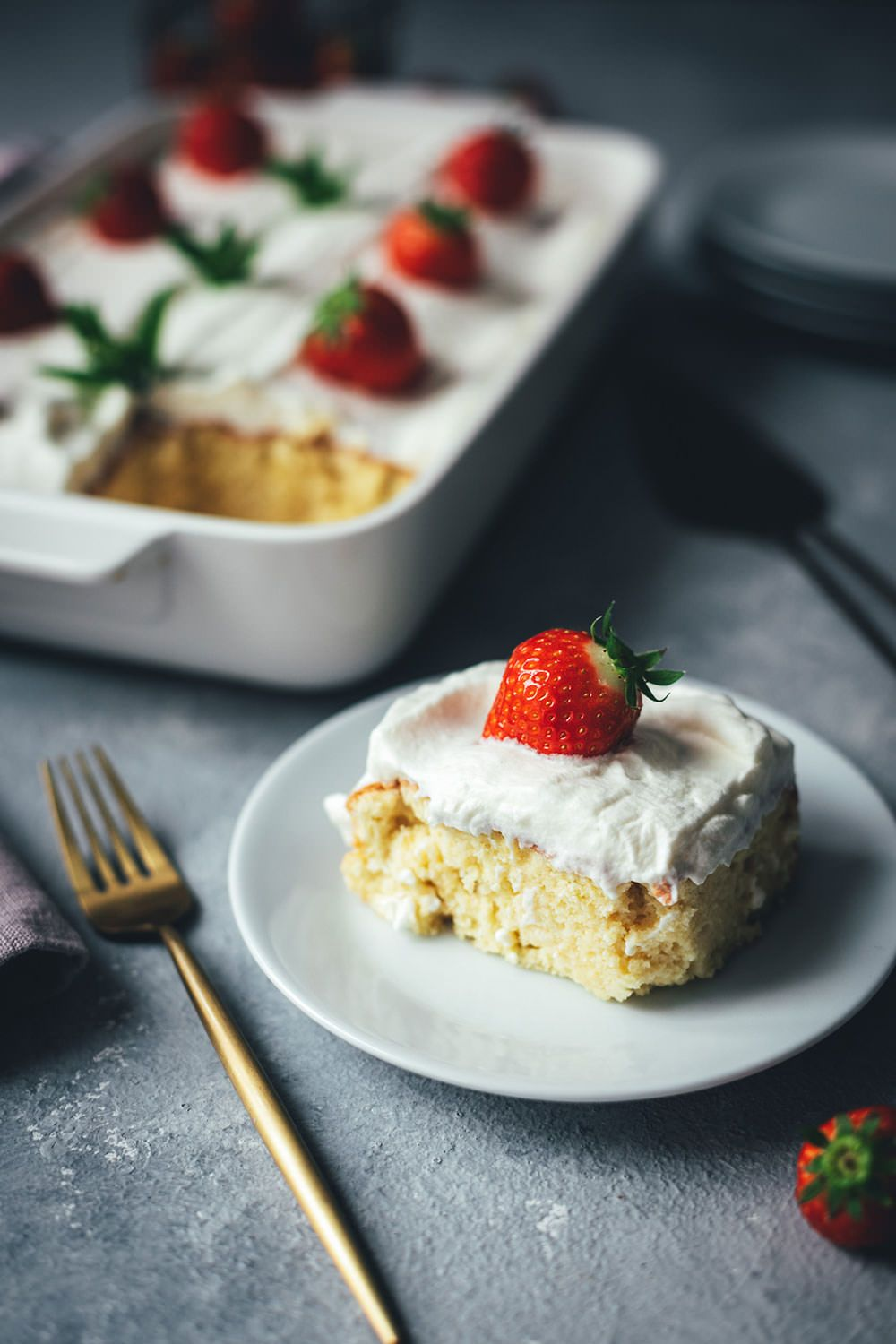 Photo of Tres Leches Cake