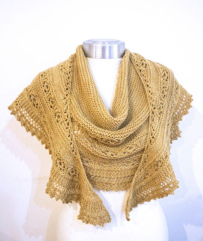 Picture   Knit patterns   Pinterest   Free pattern, Patterns and Shawl