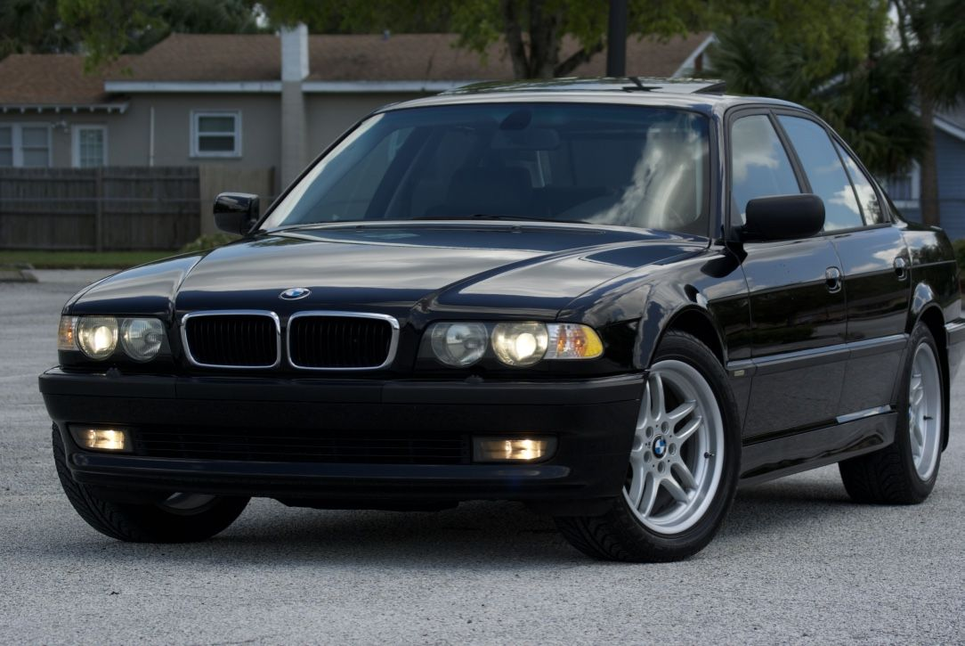 2001 BMW 7Series 740i M SPORT Package Bmw 7 series, Bmw