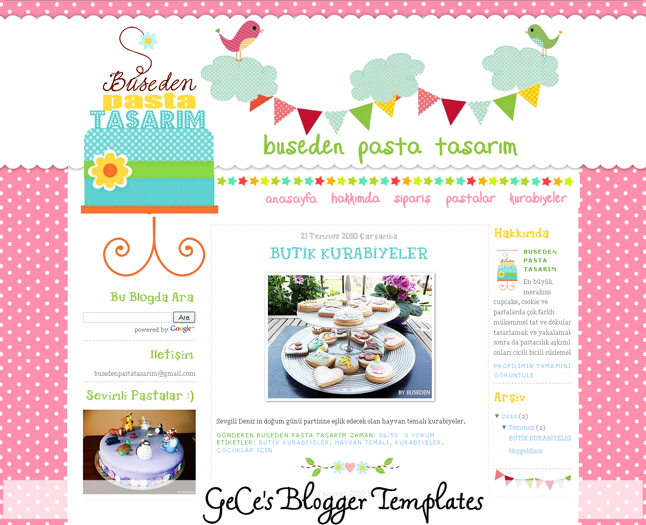 cute blogger templates - Winkd.co