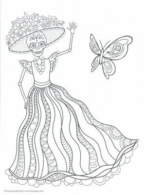 Colección más de 50 dibujos para colorear el día de los