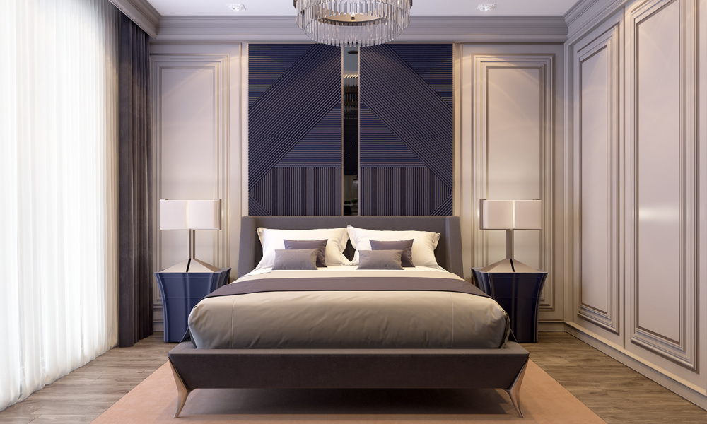 Bedroom Interior Design On Behance Di 2020