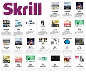 Mastercard Prepayee Skrill Moneybookers Reductions Jusqu A 25