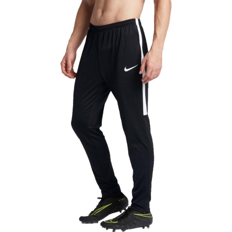 Nike Men's Dry Academy Soccer Pants, Size: Small, Black