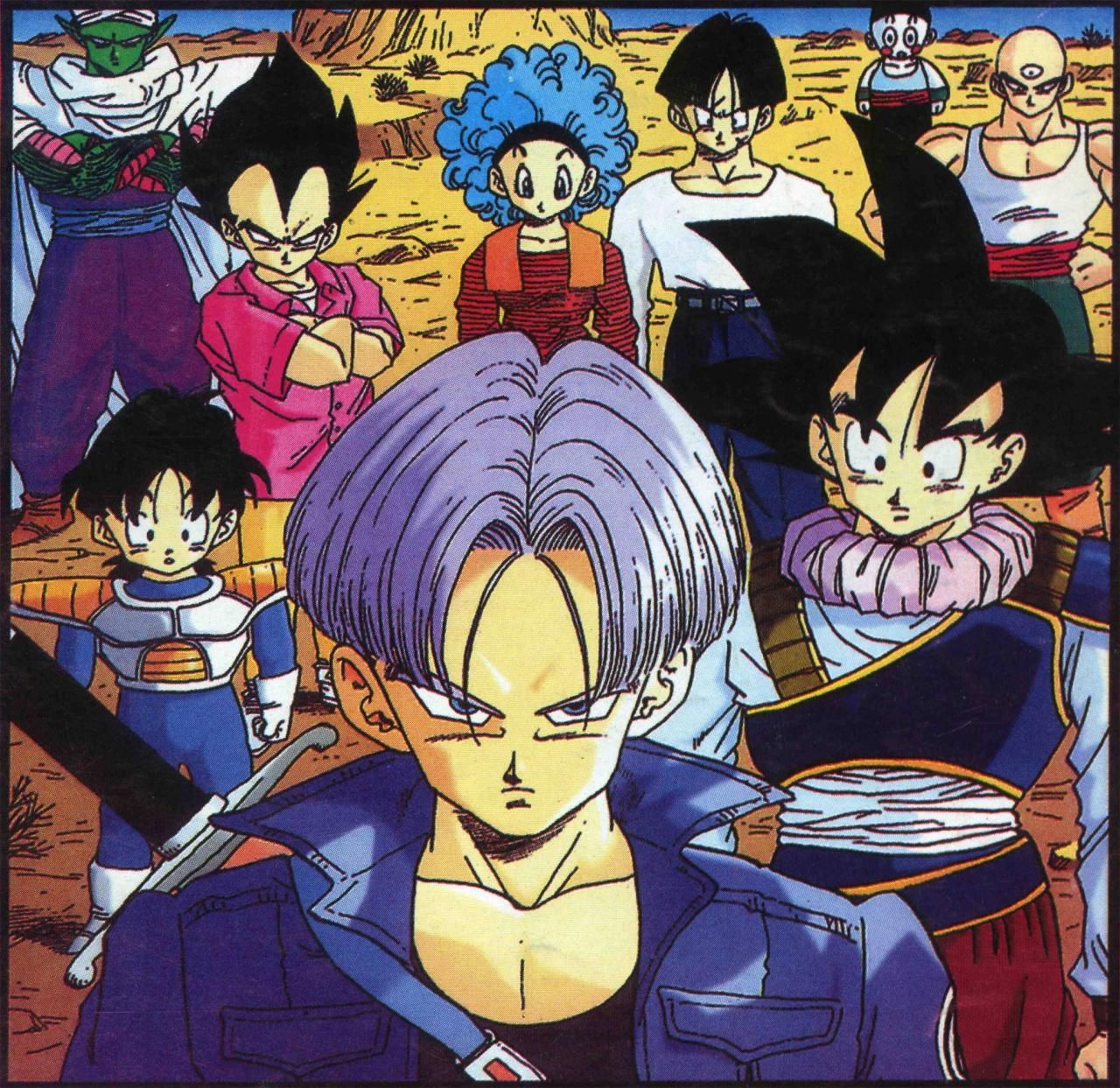 Dragon Ball Group Anime Dragon Ball Dragon Ball Art Dragon Ball Artwork