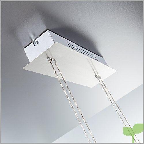 4 LED x Altura Regulable Lámpara colgante LED 4 W con de P0wON8knX