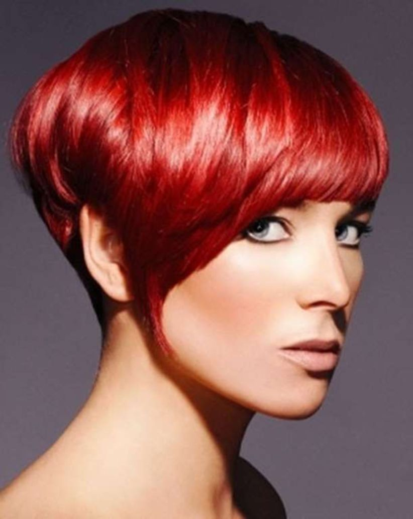 charming short red hairstyles ideas in hairstyles