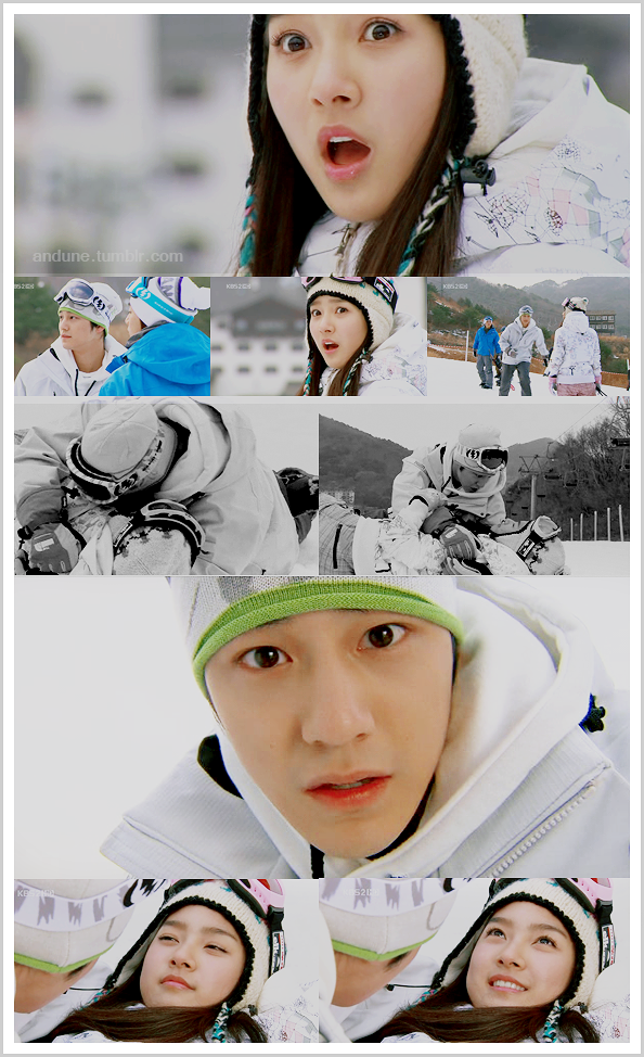 Boys Over Flowers! Yi-Jung and Ga-eul are the cutest!