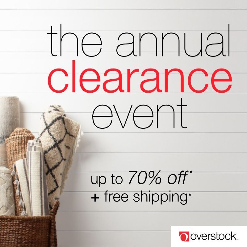 Today's Handpicked Coupon @Overstock