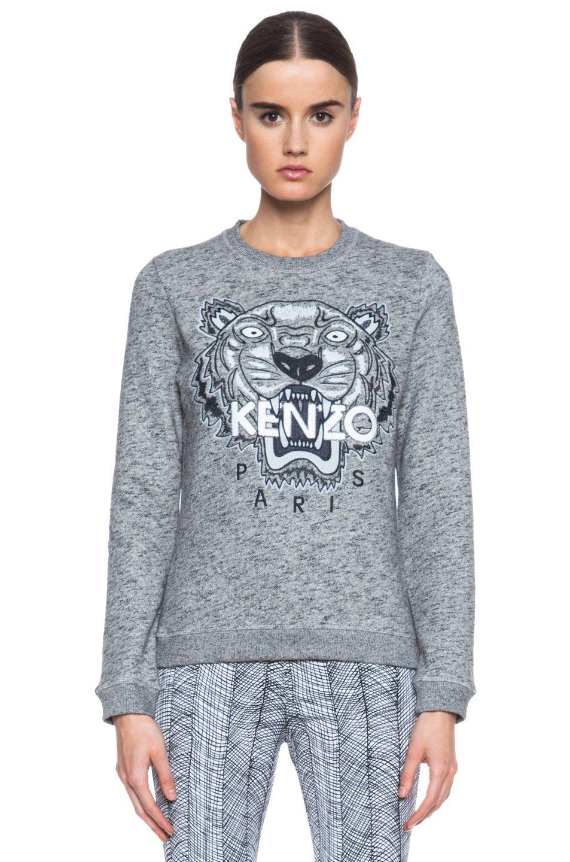 kenzo tiger jumper 2014