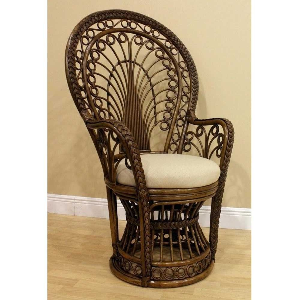 s chair basket wicker round cushions l