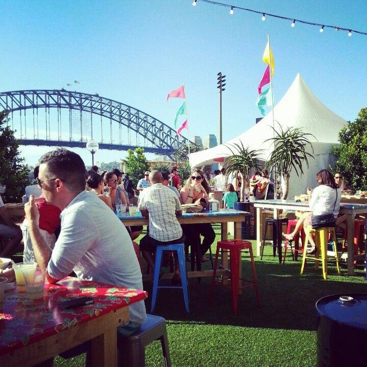 Summer in Sydney x