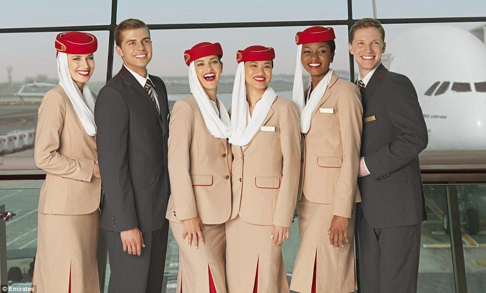 These Chic Cabin Crew Uniforms Are The Height Of Fashion With