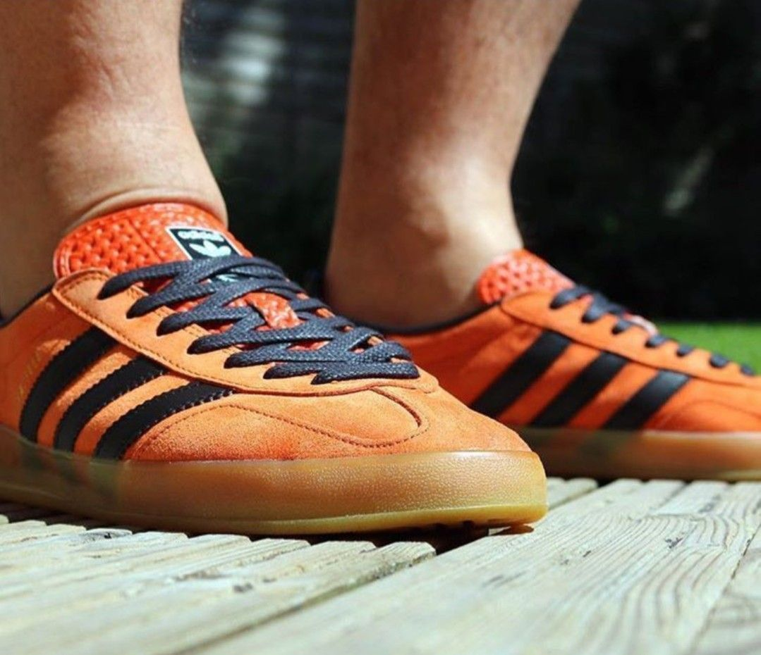 Adidas Gazelle on feet on the street.. (With images)