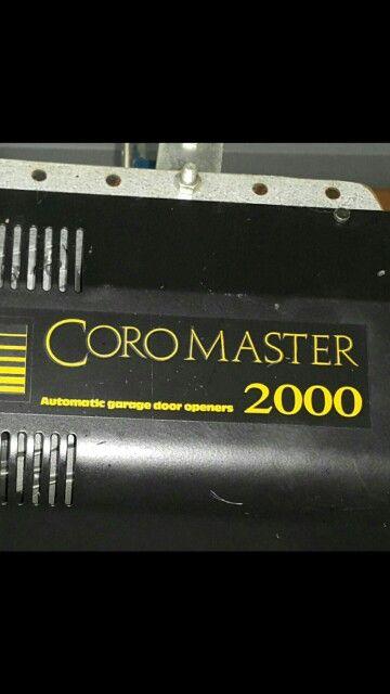 Coromaster 2000 Gate Motors Automation Lockscreen Screenshot