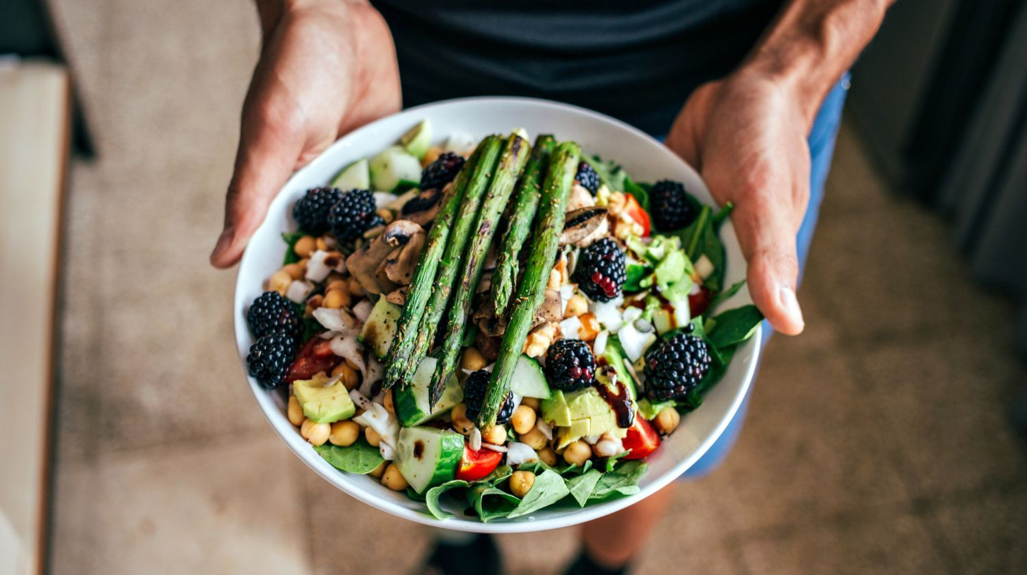 7 High Protein Foods For Vegan Diets Healthy eating plan
