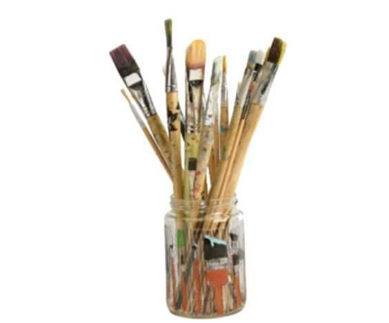 Paint Brushes Png Paint Brushes Mood Boards