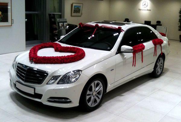 Wedding Car Decoration Google Zoeken
