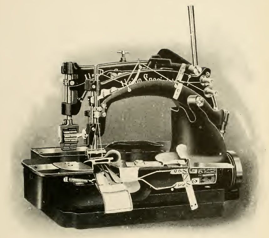 Are Vintage sewing machine union special think