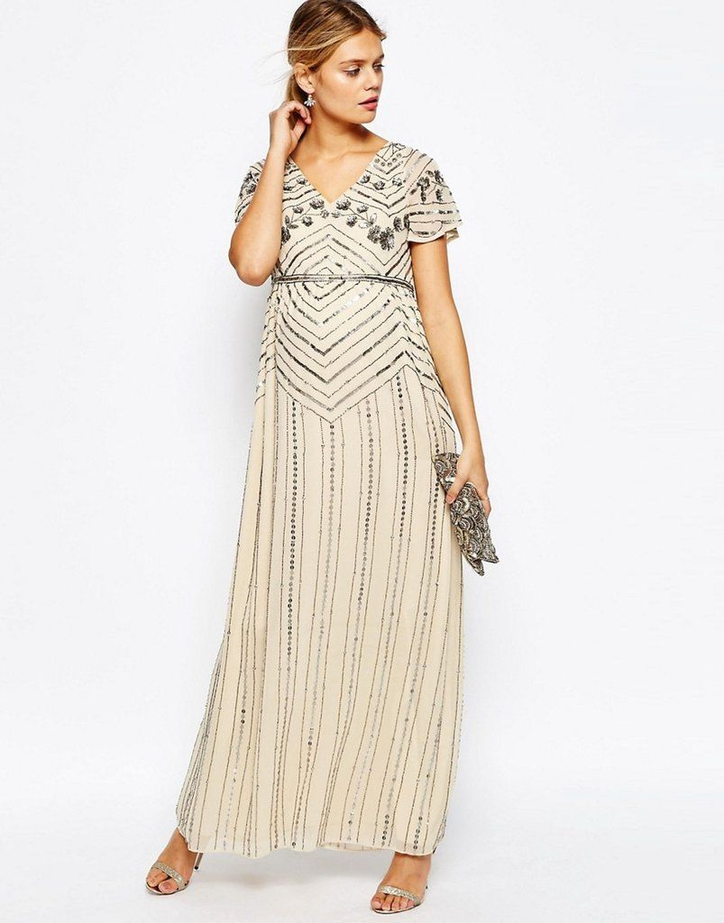 Maxi Dress Wedding Guest - Dresses for Wedding Reception Check more ...