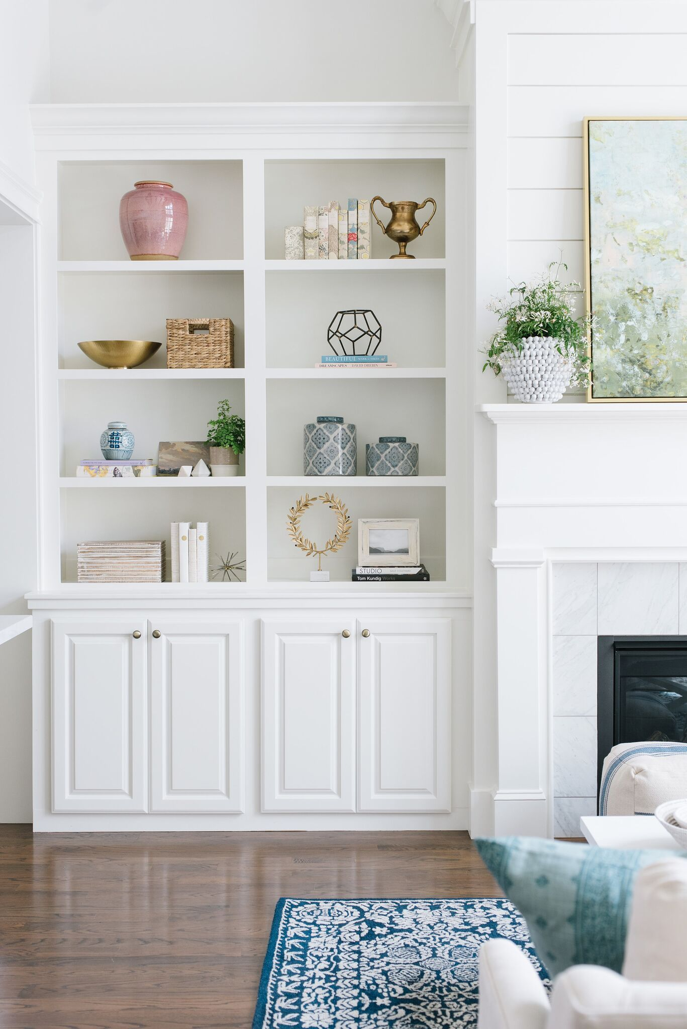 How To Design Around a Focal Point | Shelves, Inspiration and ...