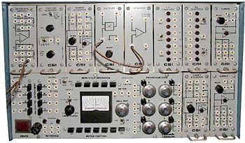 COMPUMEDIC Analog Computer In 1971, Compumedic Sciences