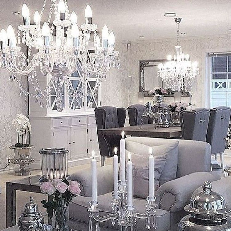 50 Cozy Glam Dining Room Space Ideas Dining Room Spaces Dining