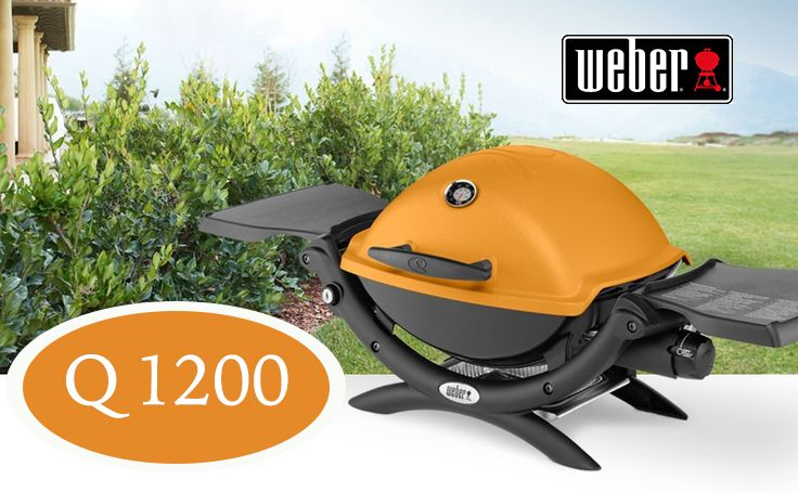 Q 1200 Portable Grill Tabletop To Tailgate Weber Weber